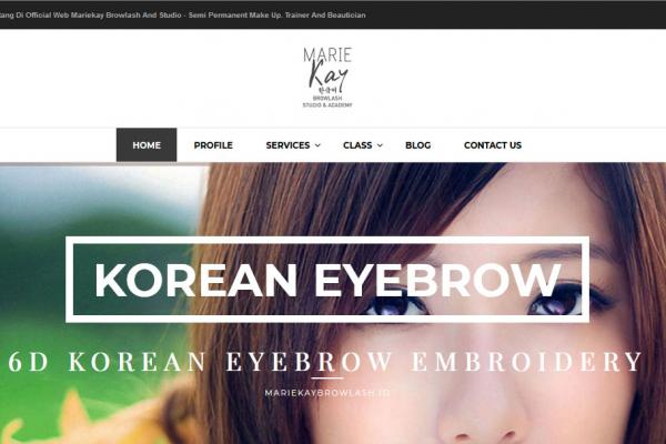 Mariekay Browlash And Studio